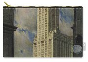 View Of The Woolworth Building Carry-all Pouch