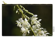 White Fireweed Carry-all Pouch