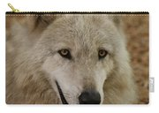 Wolf  Carry-all Pouch