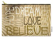 Words Of Love 6 Carry-all Pouch