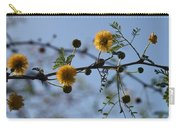 Yellow Minosa Carry-all Pouch