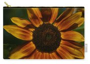 Yellow Sun Flower Carry-all Pouch