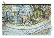 Amerigo Vespucci (1454-1512) Carry-all Pouch