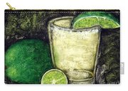 Tequila With Salt And Lime Carry-all Pouch