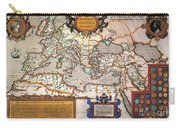 Map Of The Roman Empire Carry-all Pouch