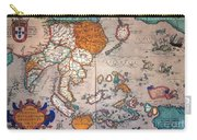 Pacific Ocean/asia, 1595 Carry-all Pouch