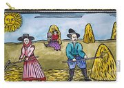 Love Among Haystacks Carry-all Pouch