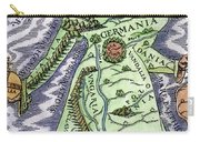Europe As A Queen, 1588 Carry-all Pouch