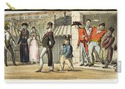 Paris Occupation, 1814 Carry-all Pouch