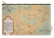 Jolliet: North America 1674 Carry-all Pouch