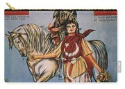 Republic Of Turkey: Poster Carry-all Pouch