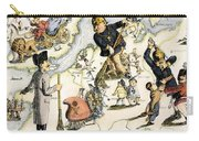 Europe: 1848 Uprisings Carry-all Pouch by Granger