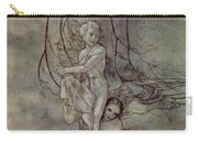 Andersen: Little Mermaid Carry-all Pouch