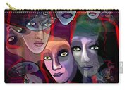 2636   Night In Their Eyes A Carry-all Pouch