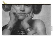 Hairstyle: Hopi, 1911 Carry-all Pouch