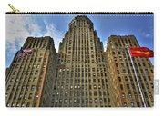 01 Buffalo Ny City Hall Carry-all Pouch