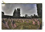 01 Flags For Fallen Soldiers Of Sep 11 Carry-all Pouch