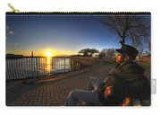 01 Me Sunset 16mar16 Carry-all Pouch