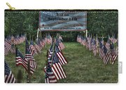 010 Flags For Fallen Soldiers Of Sep 11 Carry-all Pouch