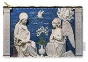 Della Robbia: Annunciation Carry-all Pouch