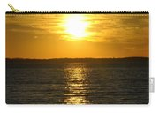 013 Sunset 16mar16 Carry-all Pouch