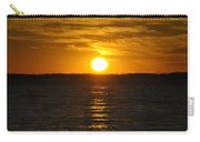 014 Sunset 16mar16 Carry-all Pouch