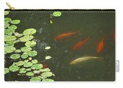 0158- Koi Carry-all Pouch
