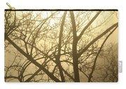02 Foggy Sunday Sunrise Carry-all Pouch