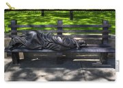 02 Homeless Jesus By Timothy P Schmalz Carry-all Pouch