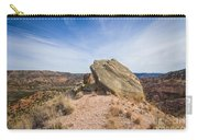030715 Palo Duro Canyon 123 Carry-all Pouch