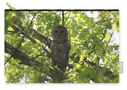 0313-010 - Barred Owl Carry-all Pouch