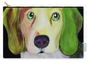 0356 Dog By Nixo Carry-all Pouch