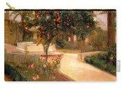 Garden Alcazar Seville Carry-all Pouch