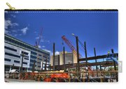 05 Medical Building Construction On Main Street Carry-all Pouch