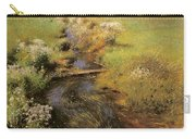 Wild Asters Carry-all Pouch