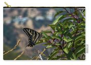 0518- Butterfly Carry-all Pouch