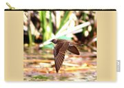 0518 - Northern Rough-winged Swallow Carry-all Pouch