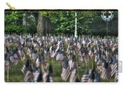 06 Flags For Fallen Soldiers Of Sep 11 Carry-all Pouch