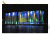 06 Grain Elevators Light Show 2015 Carry-all Pouch