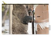 060510-grizzly Back Scratch Carry-all Pouch