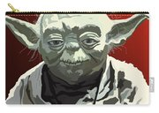 068. Do Or Do Not. There Is No Try Carry-all Pouch by Tam Hazlewood