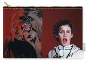 070. Naughty Wookie Carry-all Pouch by Tam Hazlewood