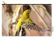 0818 - Prairie Warbler Carry-all Pouch
