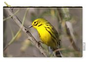 0839 -yellow Warbler Carry-all Pouch