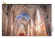 0957 Basilica Of Saint Francis Of Assisi Carry-all Pouch