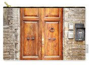 0958 Assisi Italy Carry-all Pouch