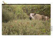 Wild Boar Sus Scrofa Carry-all Pouch