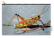 15- Lubber Grasshopper Carry-all Pouch