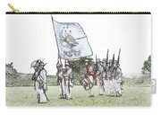 1812 Soldiers Carry-all Pouch