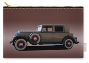 1932 Classic Buick 4 Door Sedan Carry-all Pouch